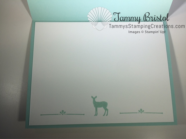 Tammy's Stamping Creations Stampin' Up! Carols of Christmas