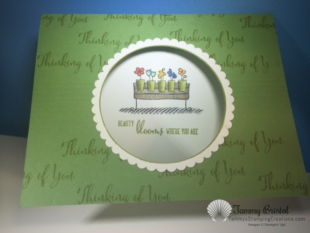 Tammy's Stamping Creations Stampin' Up! Friendship's Sweetest Thoughts