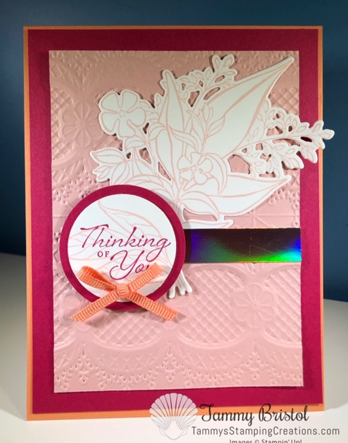 Tammy's Stamping Creations Stampin' Up! Wonderful Romance Occasions Catalog 2019