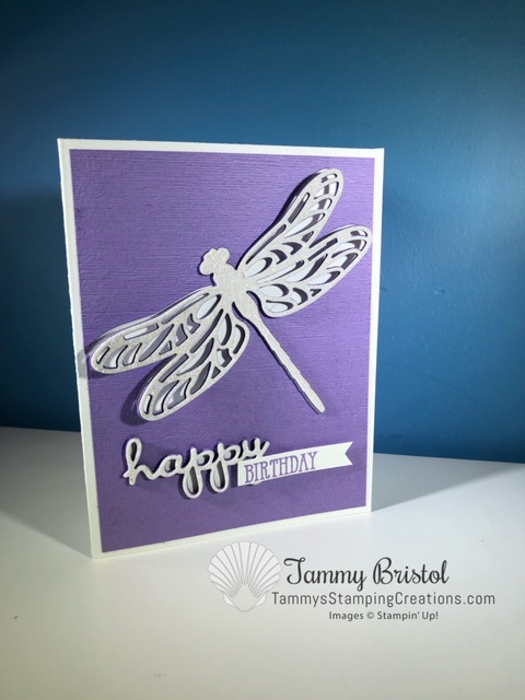 Tammy's Stamping Creations Stampin' Up! Dragonfly Dreams Annual Catalog 2018-2019