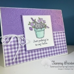 Tammy's Stamping Creations Stampin' Up! Pretty Kitty Annual Catalog 2018-2019